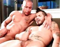 Horny Toned Dudes Are Passionately Fucking 4