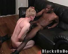 Snow White Fallow Tastes First Black Dick 2