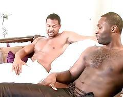 Nubius And Aron Ridge Get Horny 1