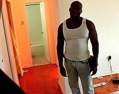 Black Guy Checks New Apartment 1