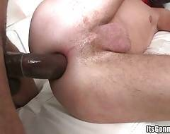 White Guy Enjoys Insane Black Cock 1